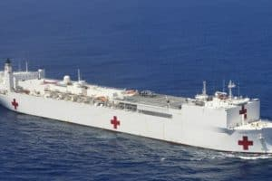 USNS Comfort to Deploy from Norfolk to NYC