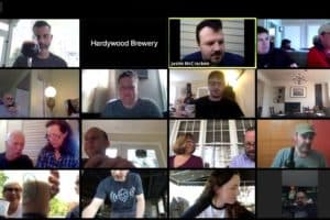 Richmond Brewery Hosts Live Virtual Beer Tastings