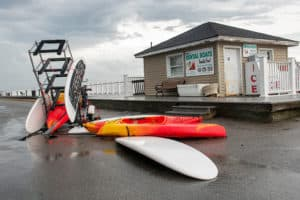 SLIDESHOW: Wild Wind, Storms Rock Waterfront