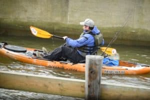 VIDEO: Kayaker's Survival Story a Powerful Reminder During Rec. Boating Ban