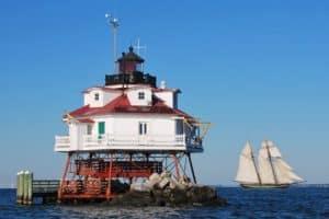 Pride II Sails the Bay on Virtual Voyage