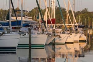 Maryland Rec. Boating Ban Lifted