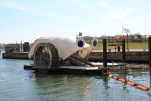 Mr. Trash Wheel Sets Guinness World Record