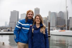 Va. Nurse Sails to NYC to Support COVID Patients