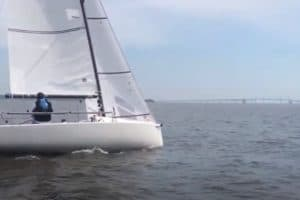 VIDEO: Race at Safe Distance in New Sailing Challenge