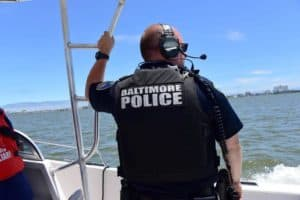 Baltimore Police Marine Unit Cut from City Budget