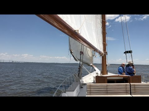 VIDEO: Historic Ships Welcome Passengers Back