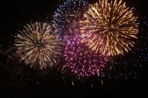 Where to Catch Fireworks in the Bay Region