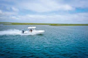 The Parker 26SH Bay Boat
