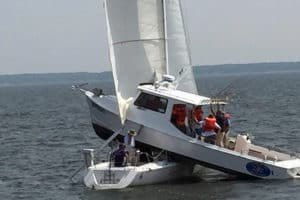 VIDEO: Watch CBM Recreate Sailboat vs. Fishing Boat Collision