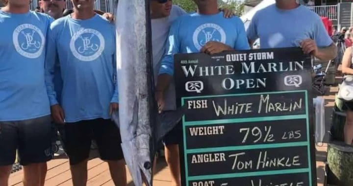 White Marlin Open Expects Record Boat Turnout, Possible Crowd Limits