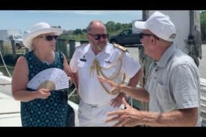 VIDEO: New Zealand Dignitary Gets Eastern Shore Culture Lesson