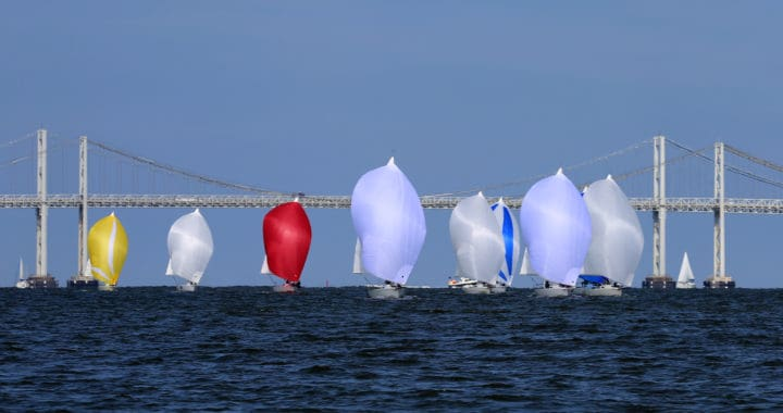 """Two Bridge Fiasco"" Sailing Regatta: What Could Go Wrong?"