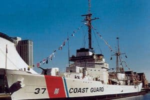 Name-Dropping: Coast Guard Cutter Taney's Name Removed