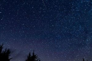 Where to Watch the Perseid Meteor Shower Over the Bay This Week