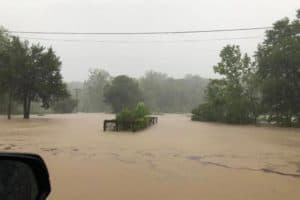 Isaias Spawns Tornadoes, Flooding in Bay Region