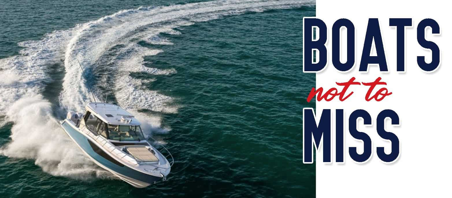 Boats Not to Miss
