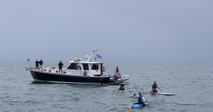 Bay Paddle Success: Epic Journey from Havre de Grace to the Atlantic