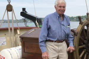 Legendary Annapolis Sailor Passes Away at 84