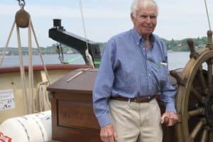 Legendary Annapolis Sailor Passes Away at 84
