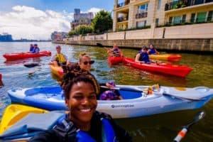 Baltimore Harbor to Add Swim Area for 2030
