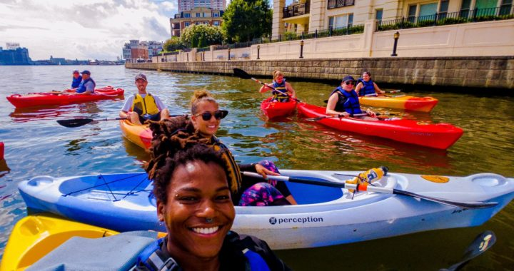 "Baltimore Report Shifts ""Swimmable by 2020"" Goal to 2030"