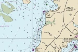 USCG Removes Upper Bay Navigational Markers