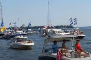 SLIDESHOW: Hundreds of Vessels Join Bay