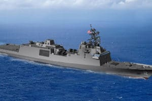 Navy's Newest Frigate Ships Named for USS Constellation