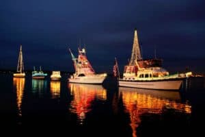 Lighted Boat Parades to Go On in 2020