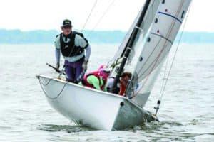 Sailing Community Remembers Annapolis's Geoff Ewenson