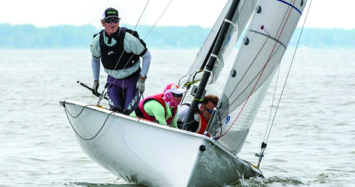 Sailing Community Remembers Annapolis's Geoff Ewenson