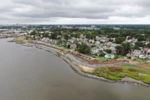 Norfolk Races to Build Floodwalls Before Deadline