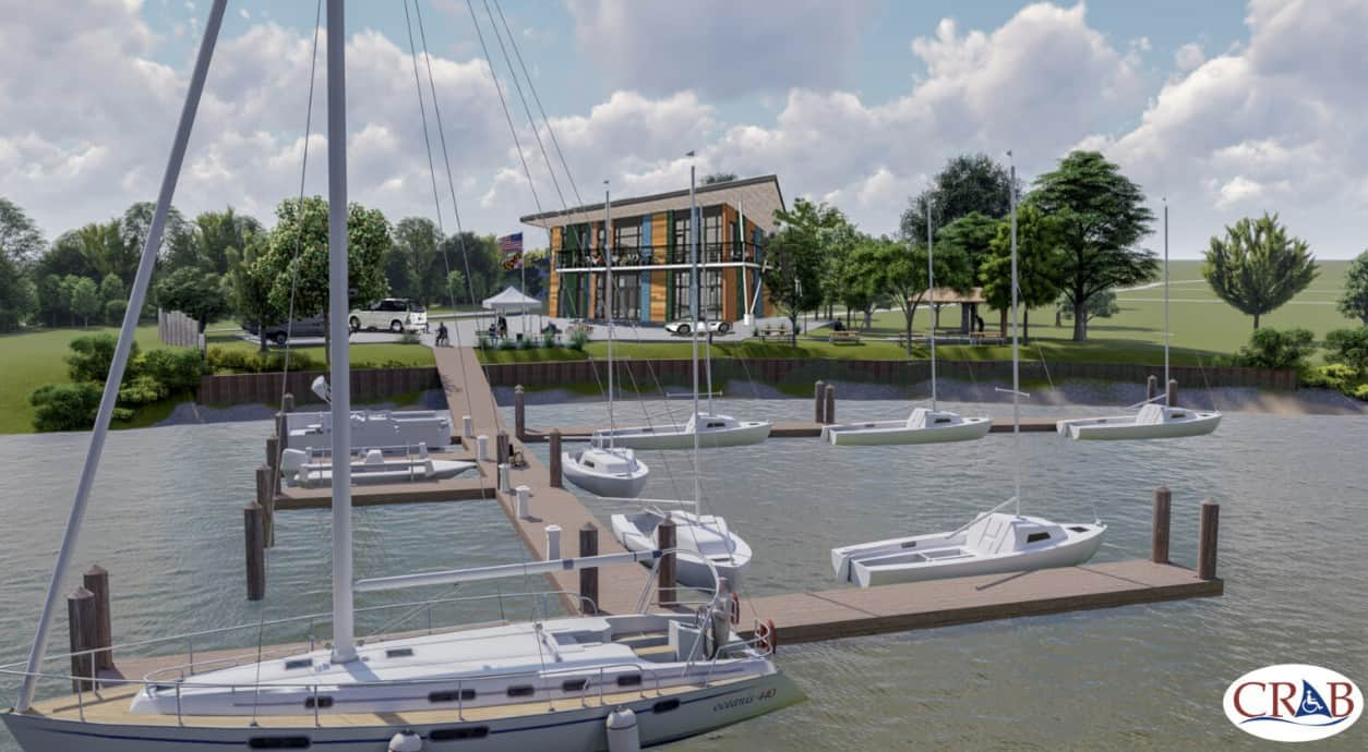 VIDEO: Accessible Boating Facility Lease Signed