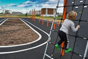 Elizabeth River Trail Adds Creative Waterfront Fitness Tools