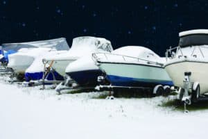 Now is the Winterization of Our Boat Content
