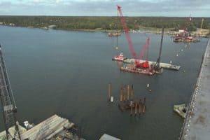 Slow Down, Md. Warns Potomac Boaters Near Bridge Construction