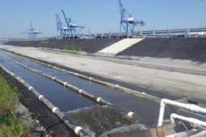 Port of Baltimore Wins Environmental Award for Algae Project