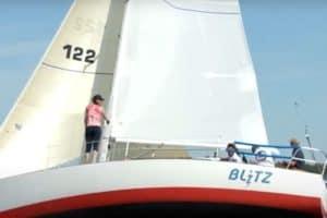 VIDEO: Docuseries Spotlights Veterans' Sailing Program on Bay