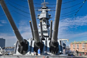 Battleship Wisconsin: the