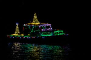 SLIDESHOW: Boat Parade, Free Maritime Lights Display in St. Michaels