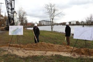 Historic Oyster House Site Revitalization on Nanticoke River Underway