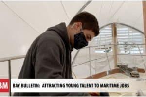 VIDEO: Md. Marine Industry Seeks Trainees Amid Boat Boom