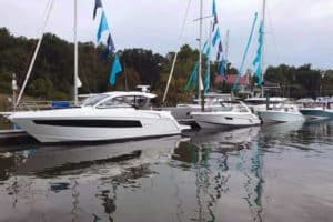 Boat Boom Swings on into 2021