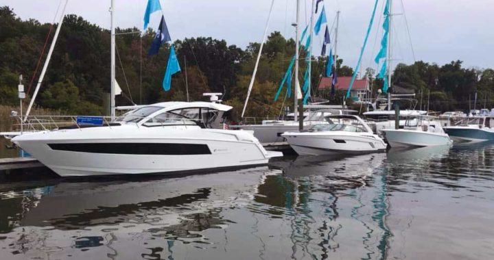 Boat Boom Swings on into 2021