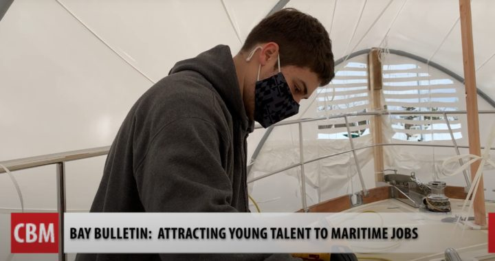VIDEO: Md. Marine Industry Seeks Trainees Amid Boat Boom