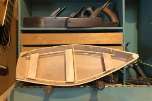 Distance Learning Made Fun: Boat Model-Building Program