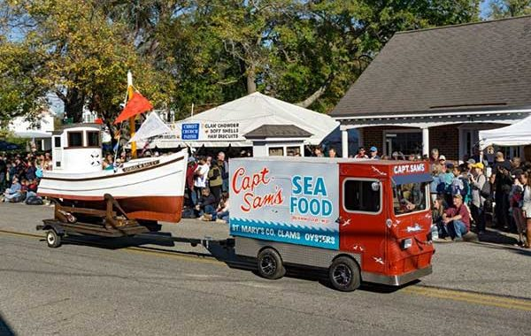 Nation's Largest Oyster Festival to Keep its Venue, Thanks to Open Space Grant