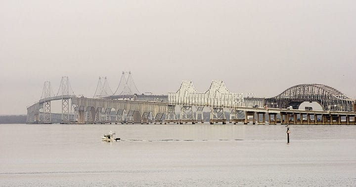 Study Complete: Md. Recommends Building 3rd Bay Bridge Span