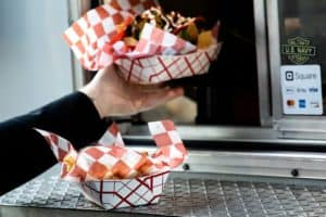 Food Trucks on a Roll